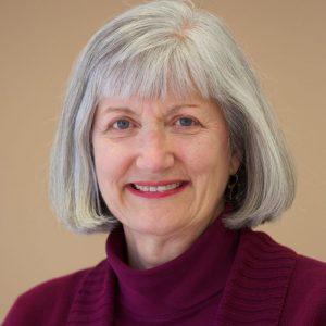 Elise McMillan smiling