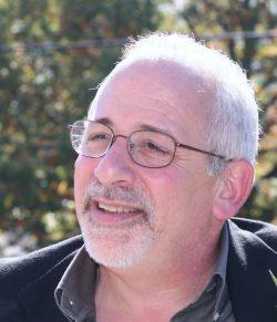Ned Andrew Solomon smiling